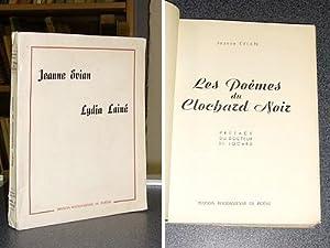 Les poèmes du Clochard Noir - Poèmes,: Evian, Jeanne &