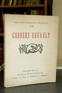 Georges Rouault. Peintres français nouveaux N° 8: Anonyme