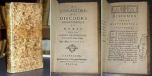 De l'Onanisme ou Discours philosophique et Moral: Dutoit - Mambrini