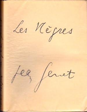 Les Nègres. Clownerie.: Genet, Jean