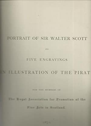 Portrait of Sir Walter Scott and Five: The Royal Association