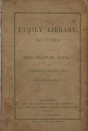 The Sketch-Book of Geoffrey Crayon Esq.: Irving, Washington (Geoffrey