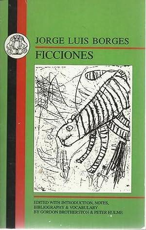 Ficciones.: Borges, Jorge Luis: