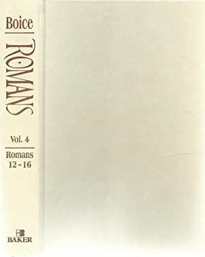 Romans Volume 4 The New Humanity Romans 12-16.