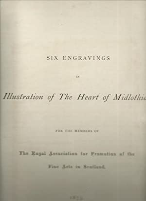 "Six Engravings in Illustration of ""The Heart: The Royal Association"