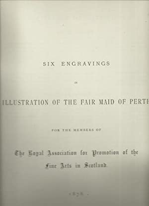 "Six Engravings in Illustration of ""The Fair: The Royal Association"