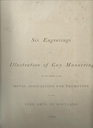 "Six Engravings in Illustration of ""Guy Mannering."": The Royal Association"
