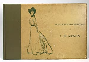 Sketches and Cartoons by C.D. Gibson.: Gibson, Charles Dana: