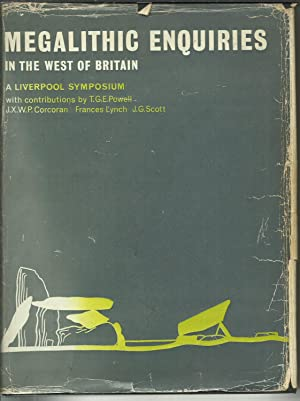 Megalithic Enquiries in the West of Britain: Powell T.G.E., J.X.W.P.