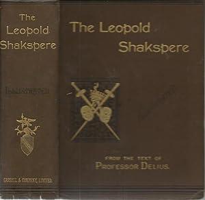 The Leopold Shakespere.: Shakespeare, W: