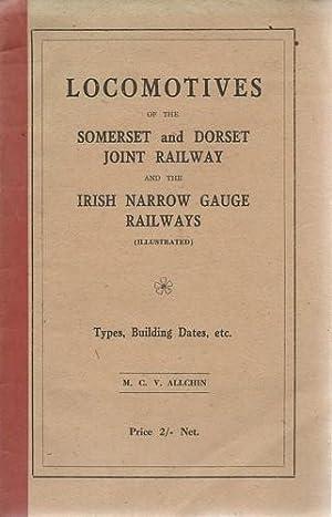 Locomotives of the Somerset and Dorset Joint: Allchin, MCV: