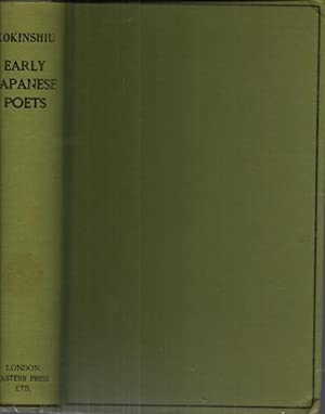 Early Japanese Poets Complete Translation of the: Wakameda, T.: