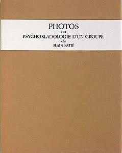 Photos ou psychokladologie d?un groupe