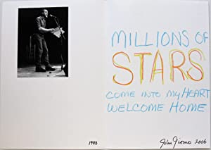 [Million of stars come into my heart welcome home]