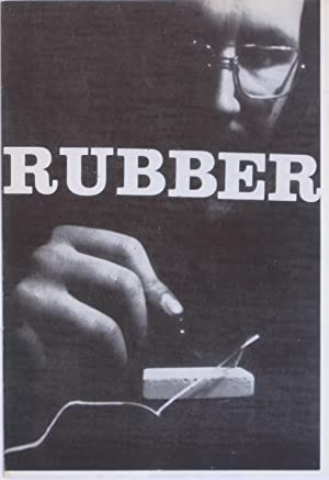 Rubber. A monthly bulletin of Rubbersstamps works. Rubber vol. 1 number 4, april 1978. Pawel Petasz