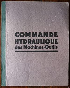Commande Hydraulique des Machines Outils (Hydraulic Controls: Colombani - C.