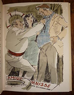 Marius - Fanny - César .: Pagnol Marcel -Barret Gaston