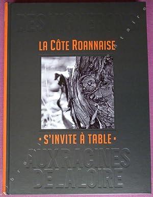 La Côte Roannaise s'invite à table -: Rocher Jean-Luc -