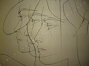 Le Livre d'Eros. 100 gravures érotiques monotypes et gouaches. Avec un texte nouveau de...