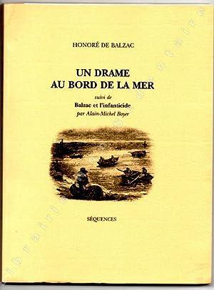 Un drame au bord de la Mer: Balzac Honoré (
