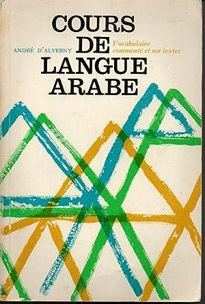 Cours de Langue Arabe: Alverny ( D')
