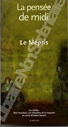 Le Mépris - Les Chérubins de la: Fabre Thierry -