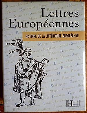 Histoire de la Littérature Européenne: Dusausoy Annick-Benoit Fontaine