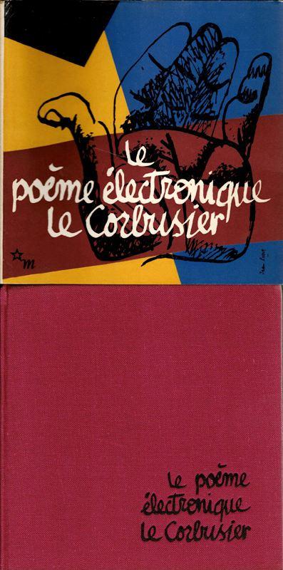 Le Poème électronique Hardcover