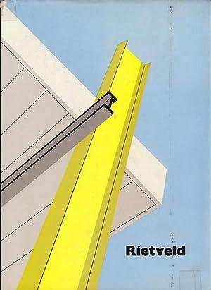 The work of G.Rietveld, architect.: Brown, Theodore M.