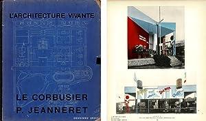 L'Architecture vivante. Deuxième série.: Le Corbusier et