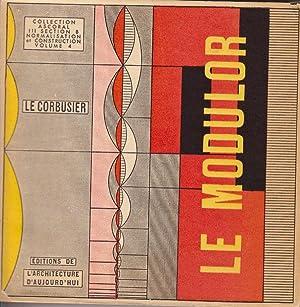Le Modulor.: Le Corbusier.