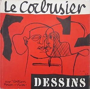 Le Corbusier Suite de dessins.: Le Corbusier. Berger,