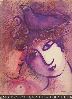Marc Chagall grafiek.: Chagall. Meyer, Franz.