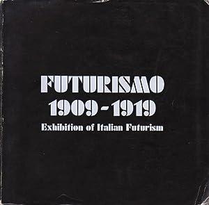 Futurismo 1909-1919. Exhibition of Italian Futurism.: Futurismo. Carrà, Massimo.