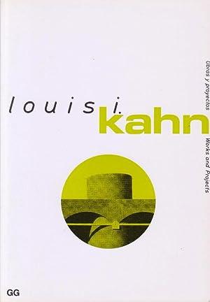 Louis I. Kahn. Obras y Proyectos /: Romaldo, Giurgola.