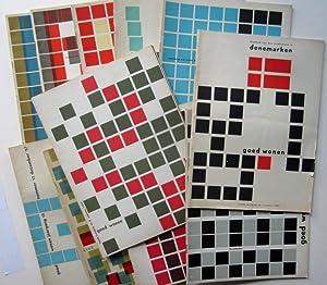 Maandblad Voor Wonen En Woninginrichting, Orgaan Van: Goed Wonen, 1957