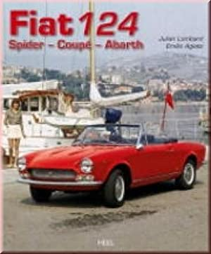 Fiat 124. Spider-Coupé-Abarth: Julien Lombard und