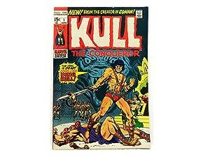 Kull the Conqueror Vol 1 No 1: Roy Thomas