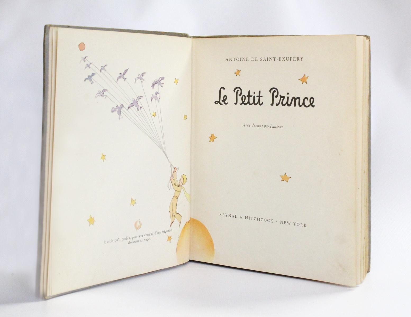 le petit prince by antoine de Le petit prince - ebook written by antoine de saint-exupéry read this book using google play books app on your pc, android, ios devices download for offline.
