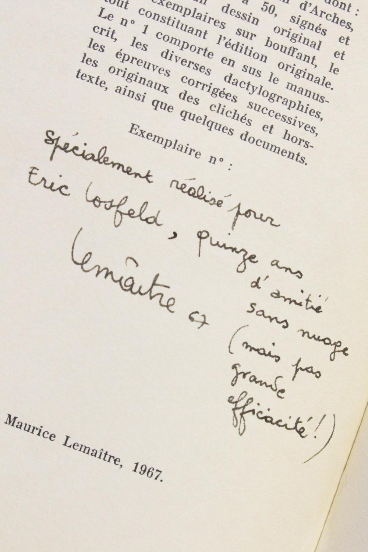Le_lettrisme_devant_Dada_et_les_nécrophages_de_Dada__LEMAITRE_Maurice___Couverture_souple