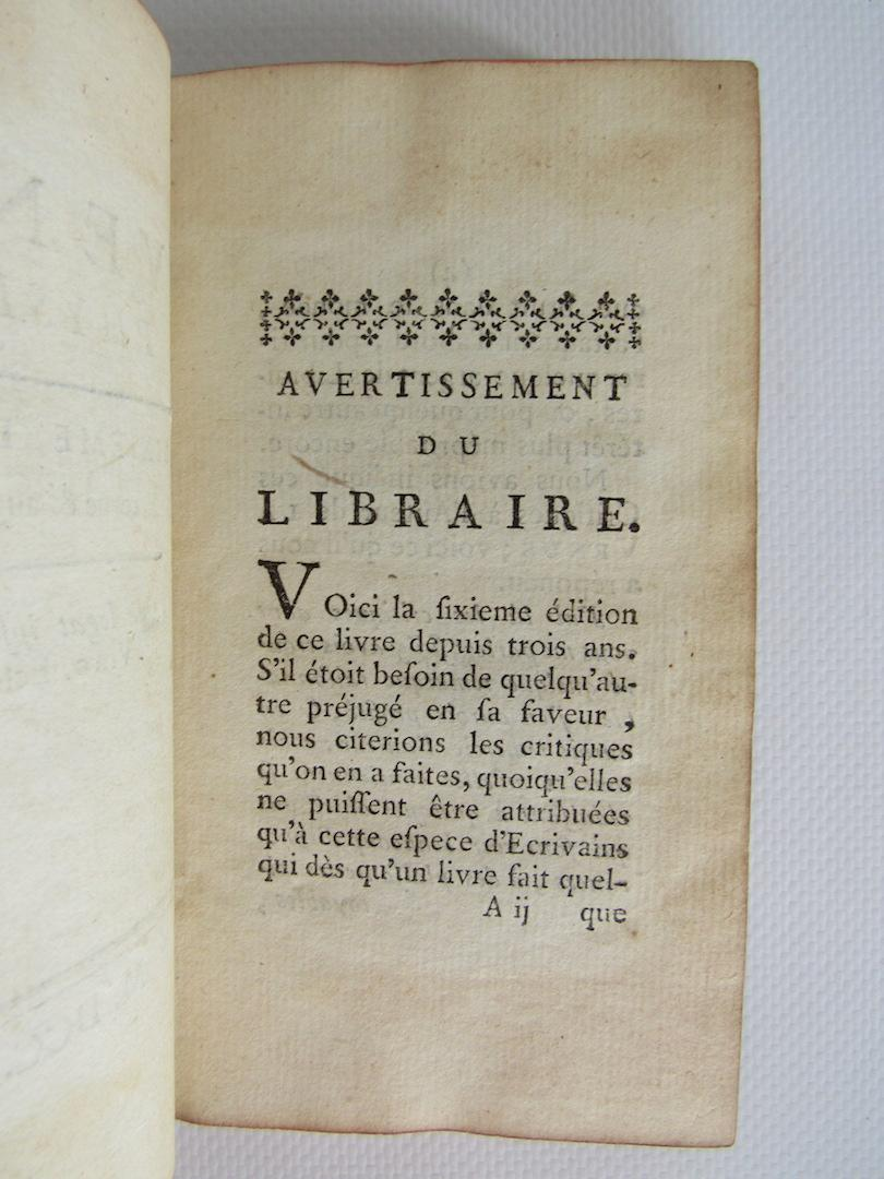 Dissertation of moreau de mautour