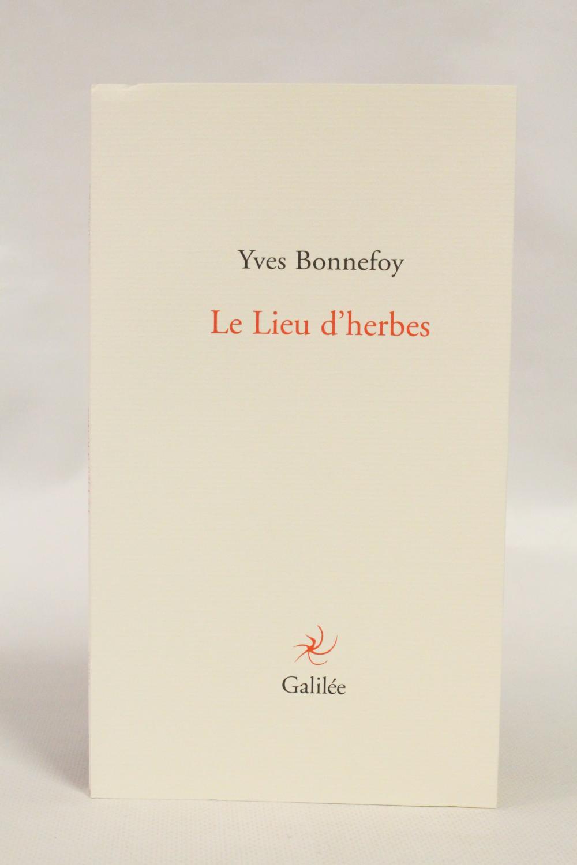 Le_lieu_dherbes_BONNEFOY_Yves___Couverture_souple