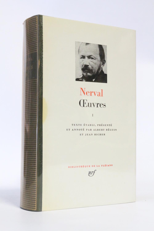 Oeuvres. Tome I NERVAL Gérard de [ ] [Hardcover] (bi_30608549909) photo