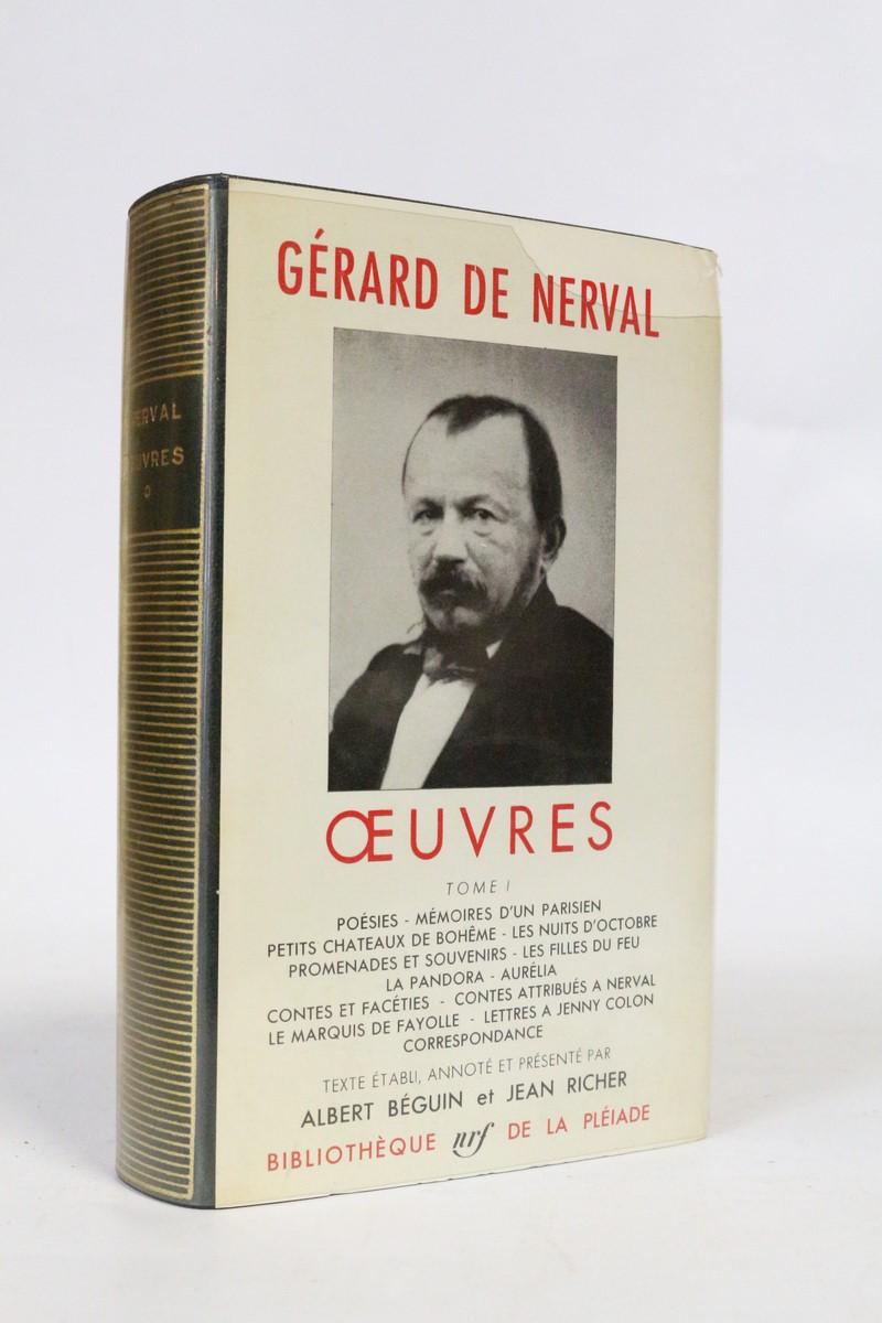 Oeuvres. Tome I NERVAL Gérard de [ ] [Hardcover] (bi_30641132337) photo