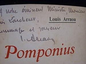 Pomponius, le dernier des chevaliers: ARRAOU Louis