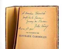 Les histoires de Jean-Marie Cabidoulin: VERNE Jules