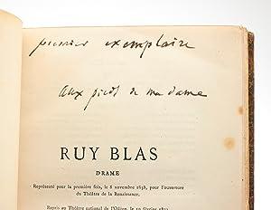 Ruy Blas. Drame en 5 actes, en: HUGO Victor