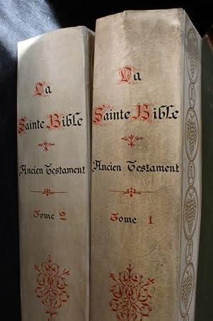 La Sainte Bible. Ancien testament: TISSOT James