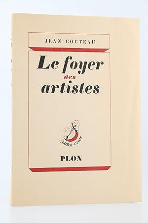 04f9554e731 Le foyer des artistes  COCTEAU Jean