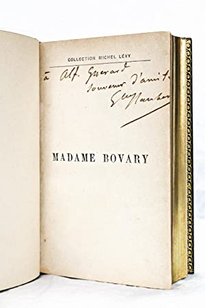 Madame Bovary: FLAUBERT Gustave